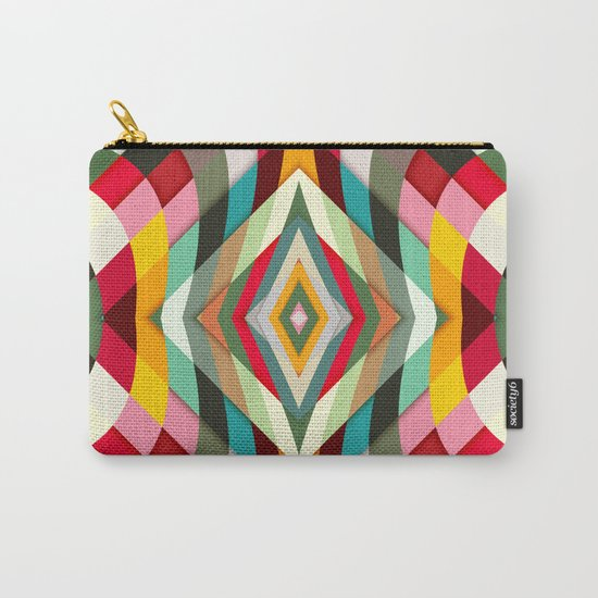 Colorful Smile Carry-All Pouch