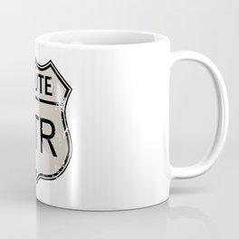 CTR Highway Sign Coffee Mug