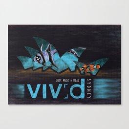 Vivid Sydney Canvas Print