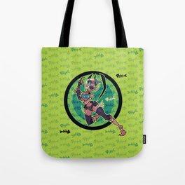 Ms Fortune Tote Bag