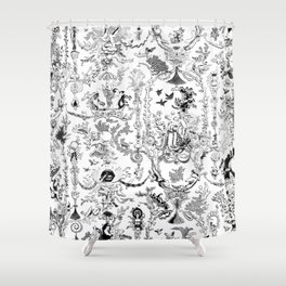 K.F. Shower Curtain