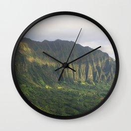 Jurassic Wall Clock