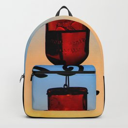 hummingbird feeder Backpack