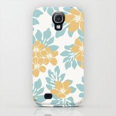 Floral Galaxy S4 Slim Case