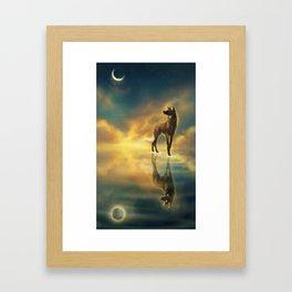 Zenith Ocean Framed Art Print