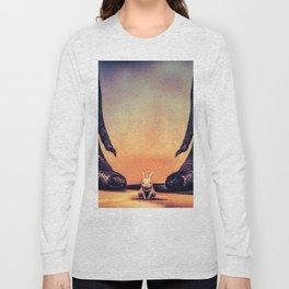 Oh No Mister Bunny Long Sleeve T-shirt