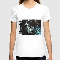 hamlet T-shirts featuring Barbican Hamlet by aleksandraylisk