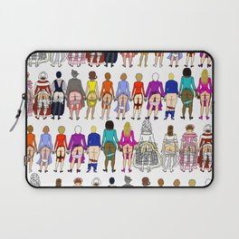 First Lady Butts Laptop Sleeve