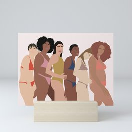 body pride Mini Art Print