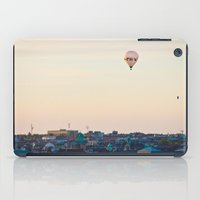 stockholm iPad Cases featuring Stockholm by DAMION LAWRENCE