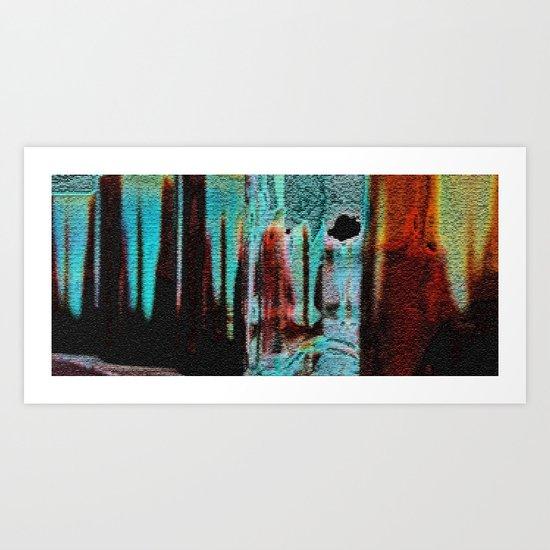 Drought Art Print