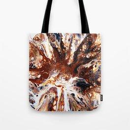 Deconstructed Caramel Sundae Tote Bag