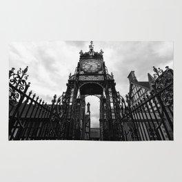 Eastgate Clock Rug