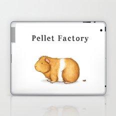 Pellet Factory - Guinea Pig Poop Laptop & iPad Skin