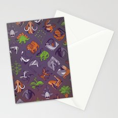 Dearly Departed Stationery Cards
