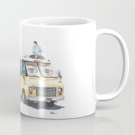 the GISHBUS Coffee Mug
