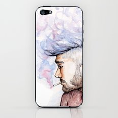 Smokey Zayn iPhone & iPod Skin
