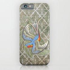 Sparrow tattoo iPhone 6s Slim Case