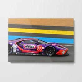 GT Sports Racing Car 2019 Metal Print