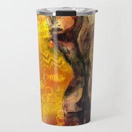 Life happens. It counts how you handle it. Travel Mug