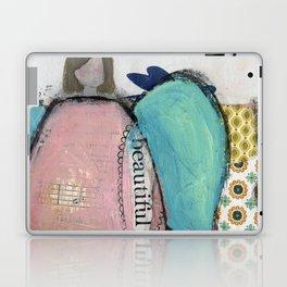 Beautiful Angel Laptop & iPad Skin