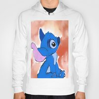 stitch Hoodies featuring STITCH  by Taylor Perren
