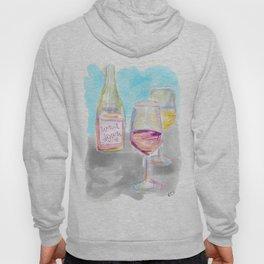 Wine Down Hoody