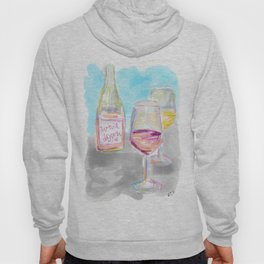 Wine Down Hoody