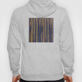 Vertical Scratches on Royal Purple Metal Texture Hoody