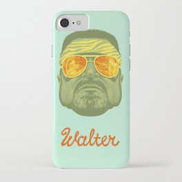 The Lebowski Series: Walter iPhone Case