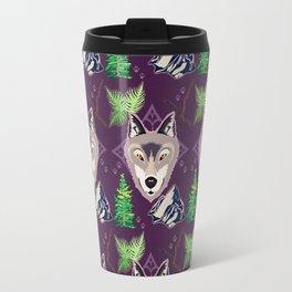 The Wolf Travel Mug