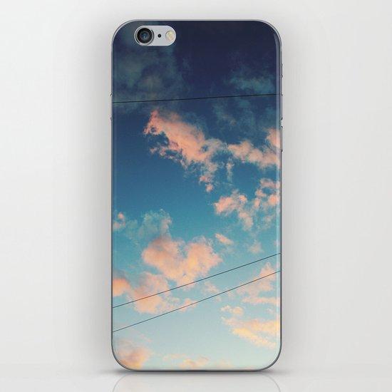 Urban Sunset iPhone & iPod Skin