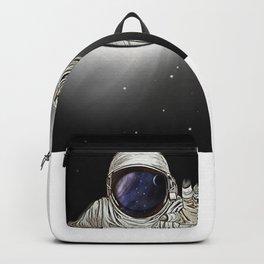 Black Hole Astronaut Backpack