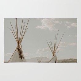 Middle of Montana Rug