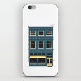 Market St. iPhone Skin