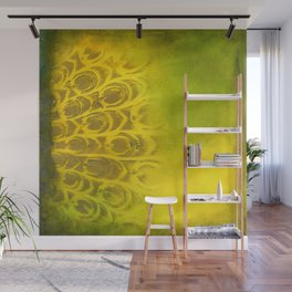 Dirty feathering Wall Mural