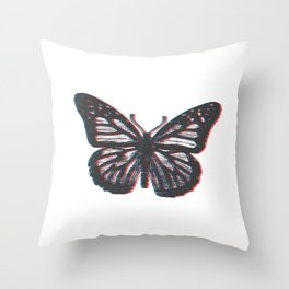 Insect butterfly insect admiral gift Throw Pillow