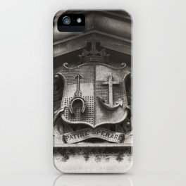 COAT OF ARMS iPhone Case
