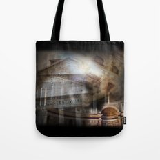 The Pantheon Rome Italy Tote Bag