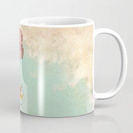 parachute goldfish Coffee Mug