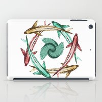 circle iPad Cases featuring Circle by DebS Digs Photo Art