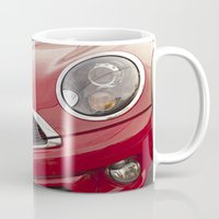 mini cooper Mugs featuring Mini by SShaw Photographic
