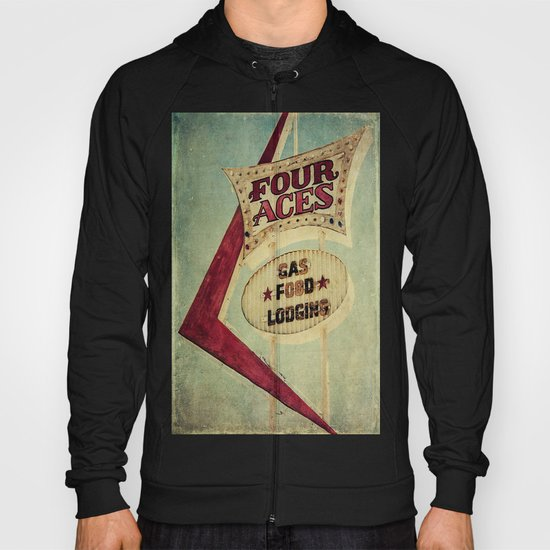 Four Aces Motel Hoody