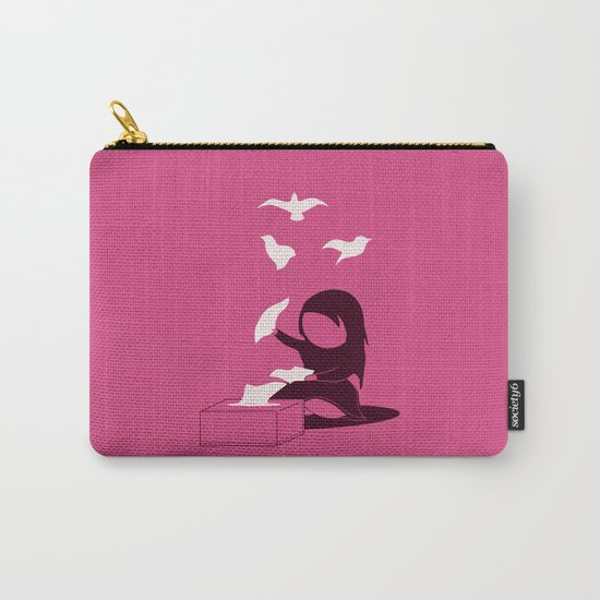 The freeing Carry-All Pouch