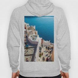 Oia,Santorini Hoody