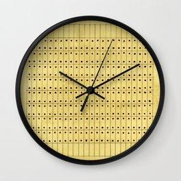 La petite sœur d'Agnès 1962 Wall Clock