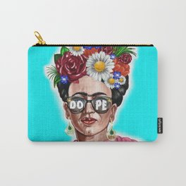 Dope Frida Carry-All Pouch