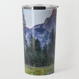 Light setting on Half Dome v Travel Mug