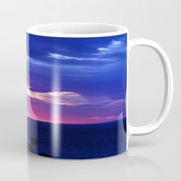 Dusk on the Sea Coffee Mug