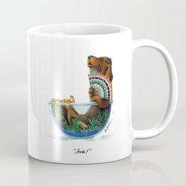 """Jerk!"" Coffee Mug"